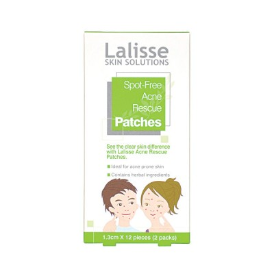 Spot Free Acne Rescue Patches