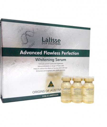 Lalisse whitening serum